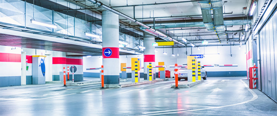 Application example | Parking systems