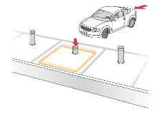 Parking system pollers - Loop detection - BBC Bircher Smart Access
