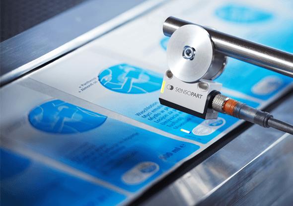Detection of colors with sensor | SensoPart