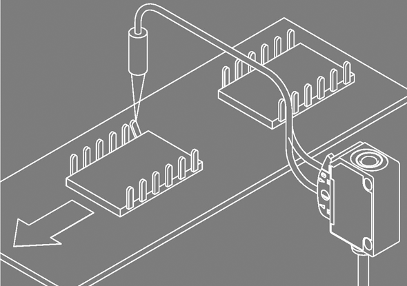 laser reflector photocell FL 20-R | SensoPart