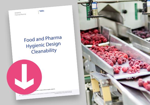 Food en pharma Hygienic Design PDF - Rechner Sensors