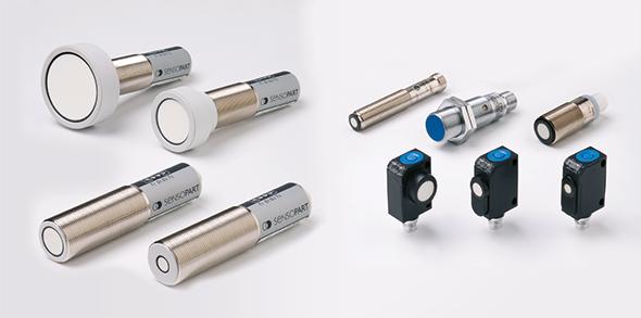 Ultrasonic sensors - SensoPart