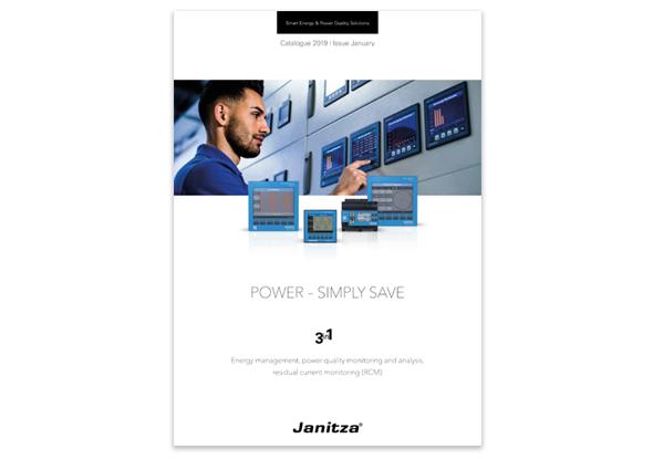 Brochure Janitza