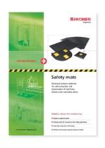 Bircher Reglomat Safety Mats