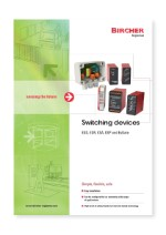 Bircher Reglomat Switching Devices