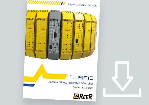 Catalog - Programmable safety PLC - ReeR Safety