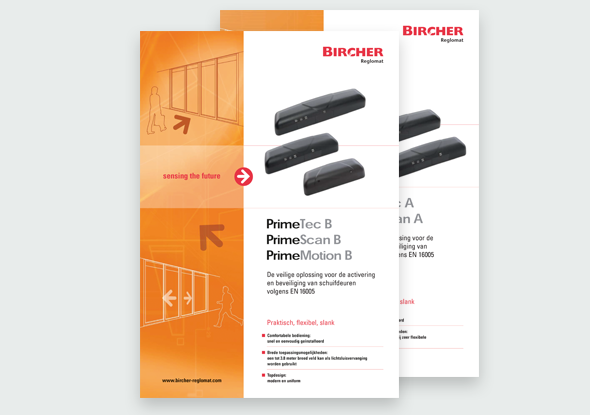 Download brochures - BBC Bircher Smart Access
