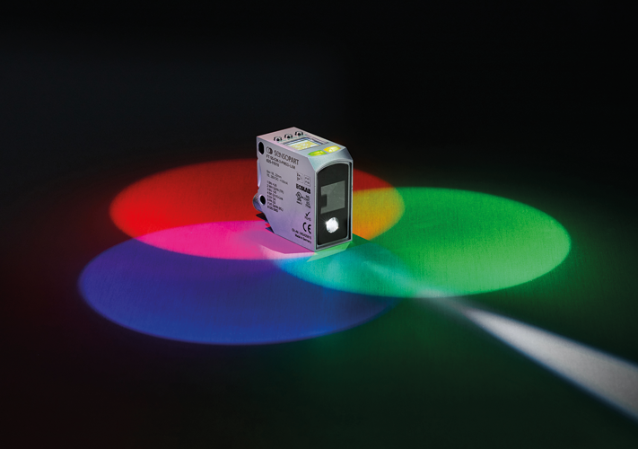 Colour sensor FT 55-CM - SensoPart