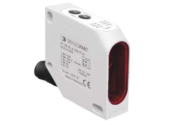 Distance sensor FT 50 RLA - SensoPart
