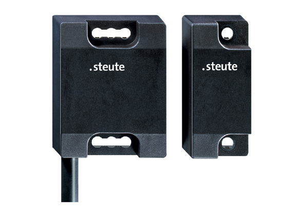 Magnetically coded safety switch - steute