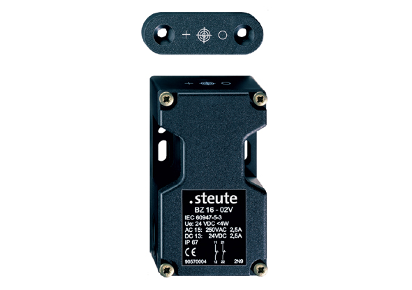 Contactless safety switch BZ 16 | steute
