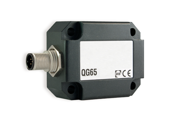Inclination sensor QG65-series - DIS Sensors