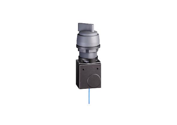 Wireless control switch with knob - steute