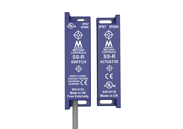 Electronic safety switch SS-R type | Mechan Controls