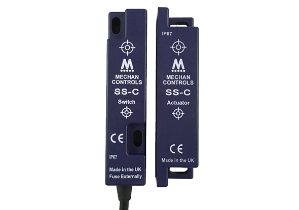 SS-C electronic safety switches | Mechan Controls