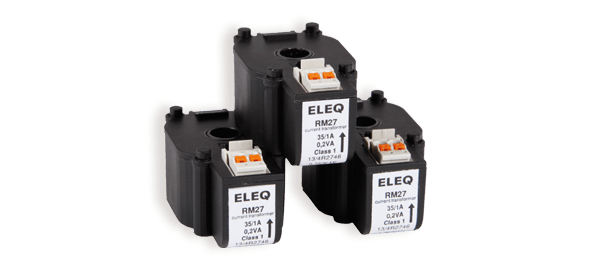 Current transformer RM 27 - ELEQ