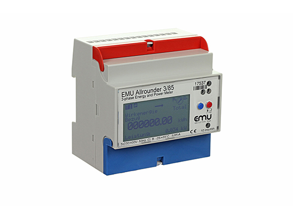 EMU Allround kWh meter - M-Bus interface - EMU Electronic