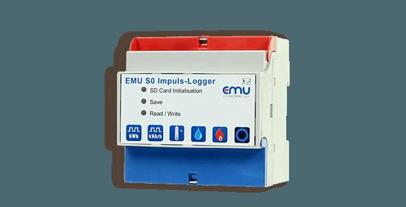 Pulse logger - EMU Electronic