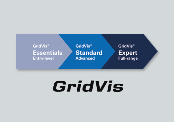 GridVis energy analysis software - Janitza