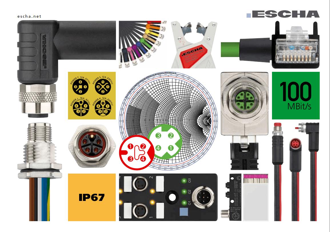 Catalogus ESCHA producten 2019