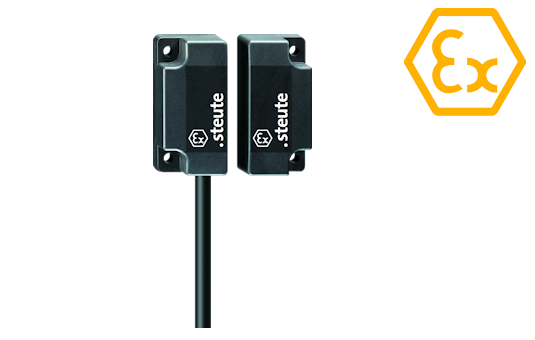 Ex HS SI 4 contactless non contact safety switch - steute