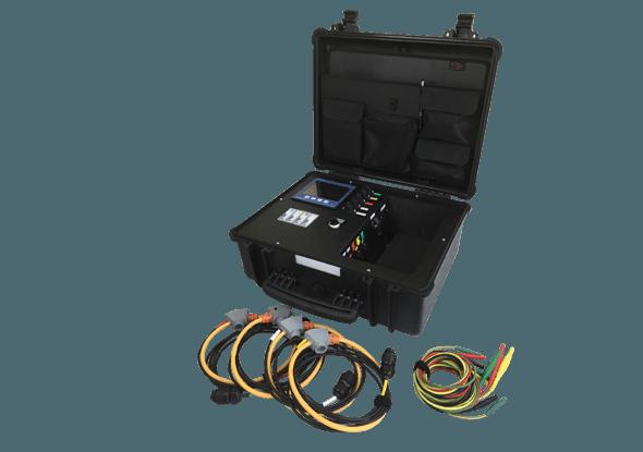 Customized measuring case - Janitza