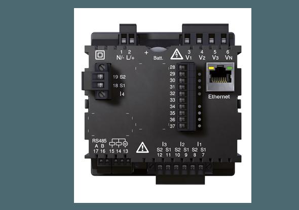 Universal energy meter - UMG 96RM-E Ethernet - Janitza