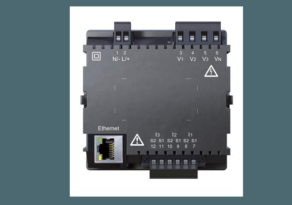 Universal energy meter - UMG 96RM-EL Ethernet light-versie - Janitza