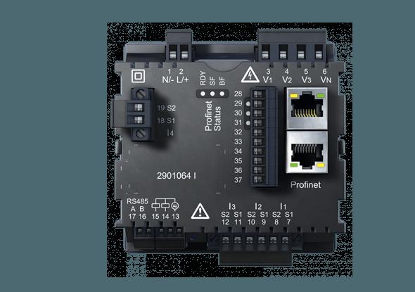 Universal energy meter - UMG 96RM-PN PROFINET - Janitza