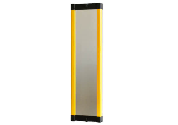 Mirror for safety light curtain - ReeR Safety
