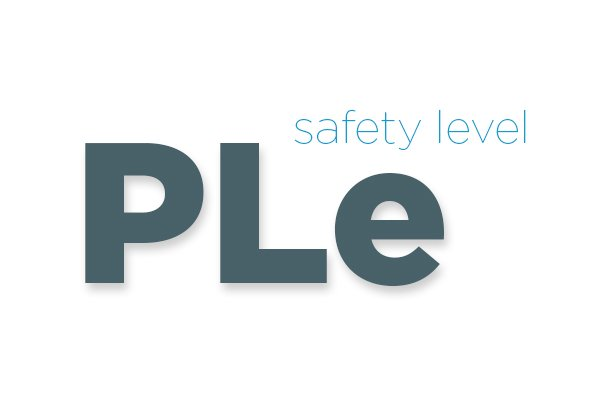 Safety level PLe - ReeR Safety