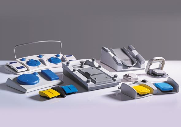 steute medical - Foot switches for healthcare