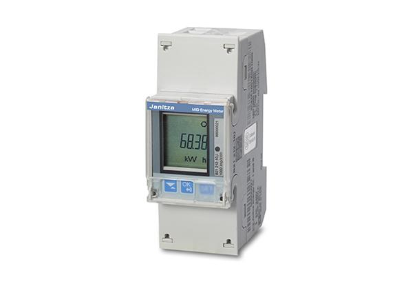 Kilowatt hour meter 1 phase MID - B21 - Janitza