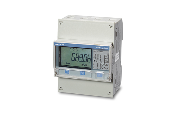 kWh measurement devices - Janitza