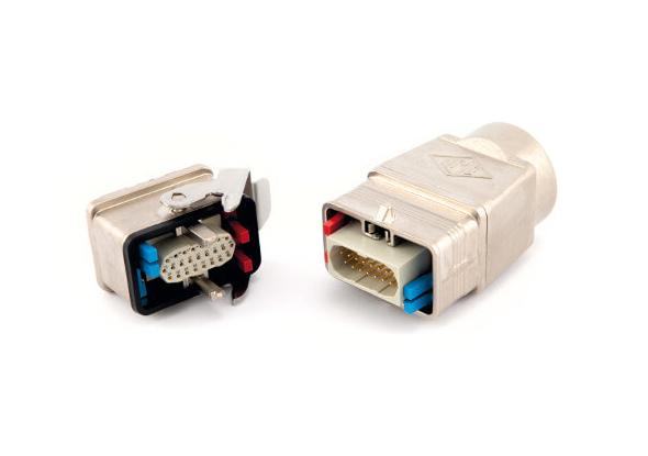 MIXO One housing - Modular connector system