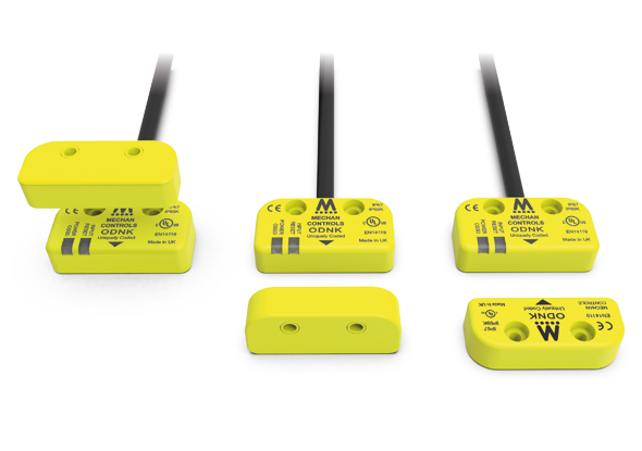 ODNK RFID Safety Switches - Mechan Controls