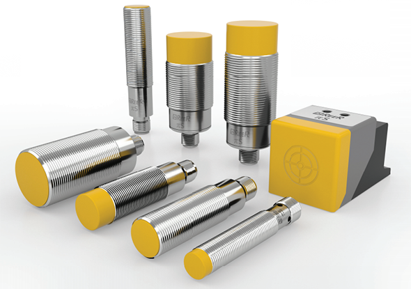 PI-SAFE - Inductive sensors - Machine Safety - ReeR Safety