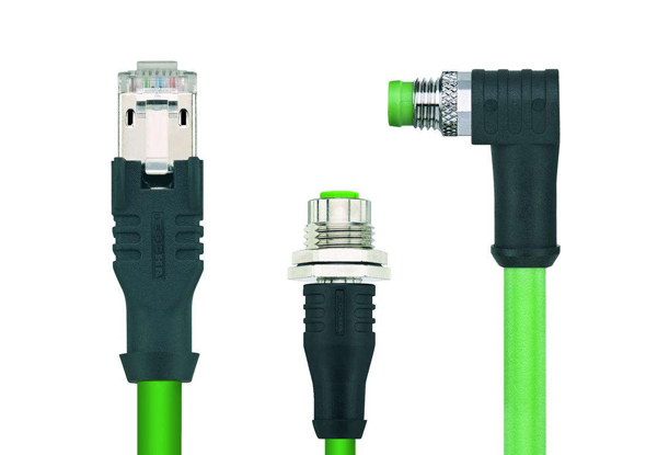 PROFINET robotic Ethernet cable - ESCHA