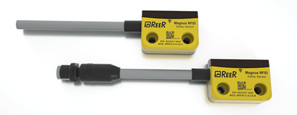 RFID switch - Magnus RFID | ReeR Safety