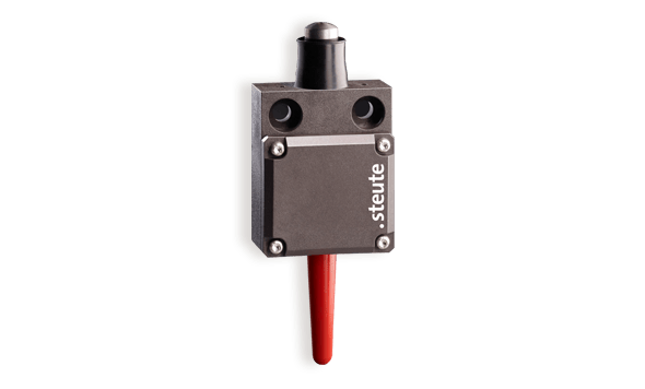 Wireless position switch compact cube RF 13 - steute