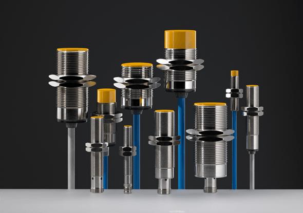 Inductive sensors - Proximity sensors - Rechner Sensors