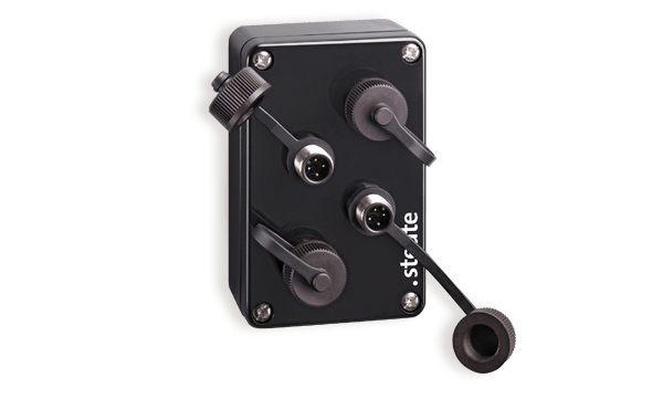 Wireless I / O box for the wireless transmission of switching signals - steute
