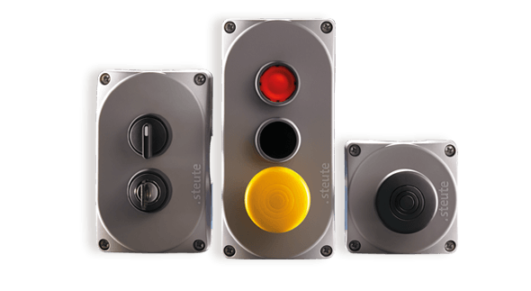 Wireless push buttons | steute