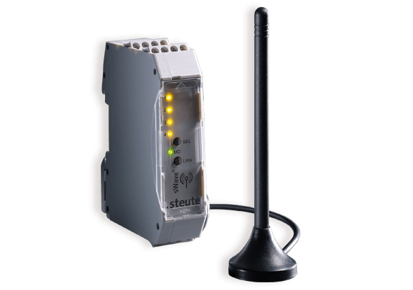 Wireless receivers by steute