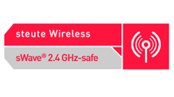 Wireless sWave 2.4-GHz safe | steute
