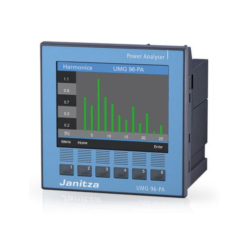 Universal measurement device - UMG 96-PA - Janitza