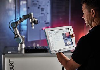 Robotic vision camera | Universal Robots