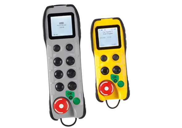 Gama operator module - ATEX - IECEx - Wireless radio remote control - Jay Electronique