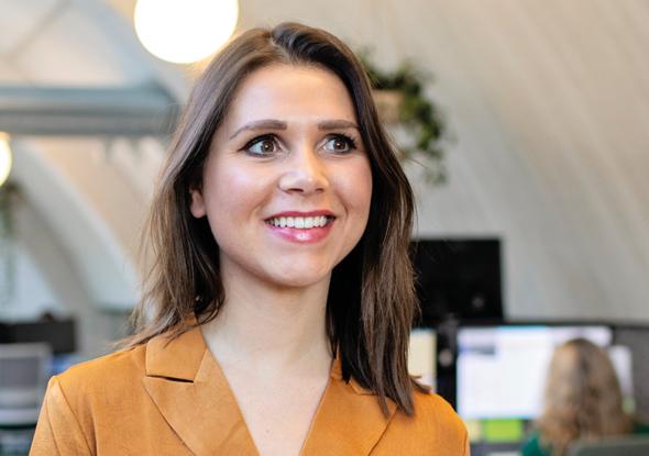 Margaretha De Haas | Back office sales