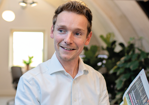 Michiel Volkerink - Account Manager Automation